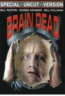 Affiche du film Brain dead