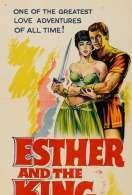 Affiche du film Esther et le roi