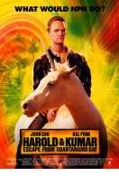Affiche du film Harold et Kumar s'évadent de Guantanamo