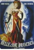 Affiche du film La Belle de San Francisco