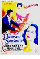 Affiche du film La Chanson du Souvenir