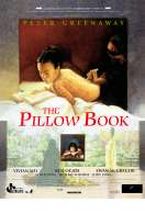Affiche du film The pillow book