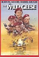 Affiche du film Les Oies Sauvages