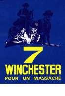 Affiche du film Sept Winchesters Pour Un Massacre