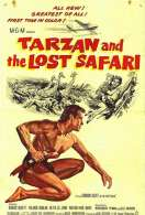 Tarzan et le Safari Perdu, le film