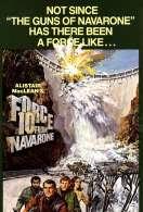 Affiche du film L'ouragan Vient de Navarone