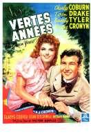 Affiche du film Les Vertes Annees