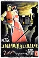 Affiche du film Le Manoir de la Haine