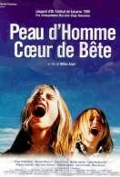 Affiche du film Peau d'homme, coeur de b�te