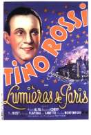 Affiche du film Lumieres de Paris