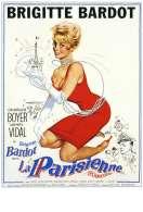 Affiche du film Une parisienne
