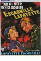 Affiche du film Lafayette Escadrille