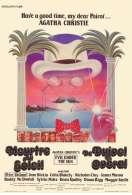 Affiche du film Meurtre Au Soleil