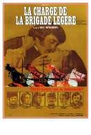 Affiche du film La charge de la brigade l�g�re