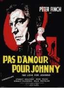 Affiche du film Pas d'amour Pour Johnny