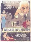 Affiche du film Brigade de Moeurs
