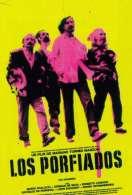 Affiche du film Los porfiados (les acharn�s)