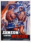 Samson contre hercule, le film