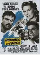 Affiche du film Hommes et Loups