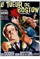 Affiche du film Le Tueur de Boston