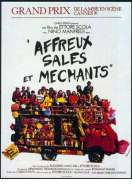 Affreux sales et mechants, le film