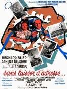 Affiche du film Sans Laisser d'adresse