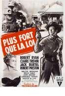 Affiche du film Plus Fort Que la Loi