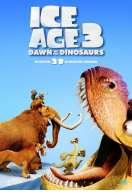 Affiche du film L'Age de glace 3 : l'Aube des dinosaures