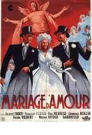 Affiche du film Mariage d'amour