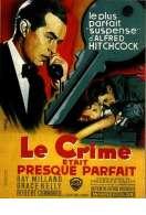 Le Crime Etait Presque Parfait, le film