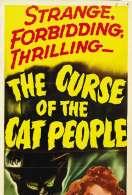 Affiche du film La mal�diction des hommes chats