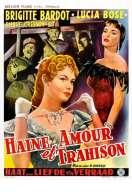 Affiche du film Haine Amour et Trahison