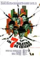 Affiche du film Les Sept Voleurs de Chicago