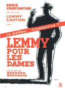 Affiche du film Lemmy Pour les Dames