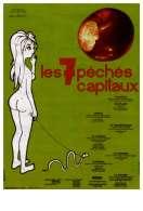 Affiche du film Les sept p�ch�s capitaux