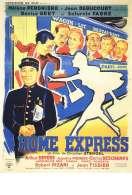 Affiche du film Rome Express