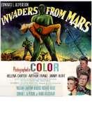 Affiche du film Les Envahisseurs de la Planete Rouge