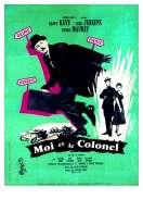 Affiche du film Moi et le Colonel