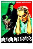 Rien Que des Blondes, le film