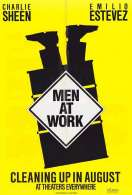 Affiche du film Men At Work