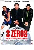 Affiche du film 3 z�ros