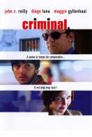 Affiche du film Criminal