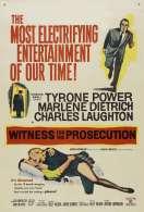 Affiche du film T�moin � charge