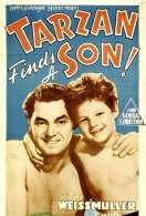 Affiche du film Tarzan Trouve Un Fils