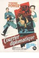 Affiche du film Courrier Diplomatique