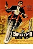 Affiche du film Coplan Fx 18 Casse Tout