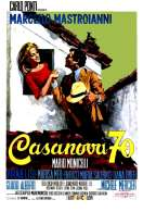 Affiche du film Casanova 70