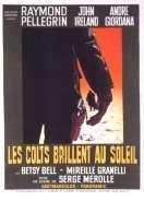 Affiche du film Les Colts Brillent Au Soleil