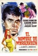 Affiche du film L'homme de Marrakech