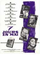 Affiche du film Sept jours en mai